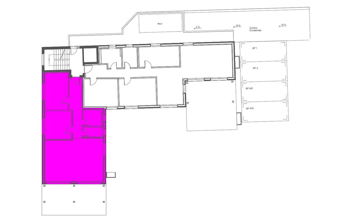 neubau mehrfamilienhaus b ckten ekon immo group. Black Bedroom Furniture Sets. Home Design Ideas